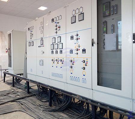 استراکچر اتاق برق